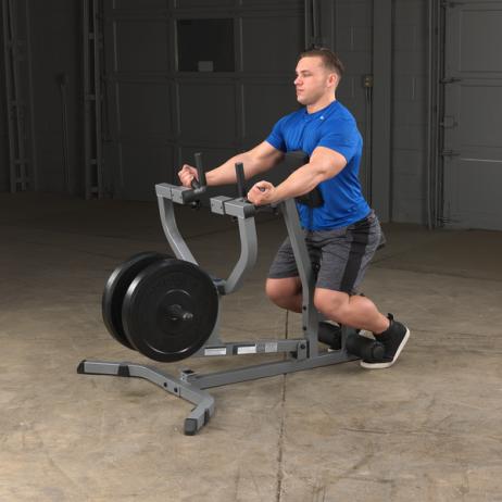 maquina fitness remo sentado para espalda gsrm40
