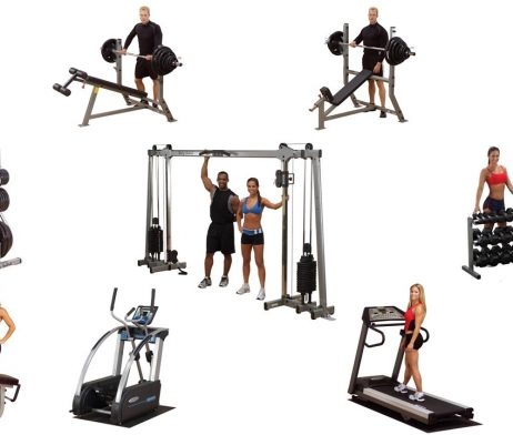 Paquete gimnasio profesional body solid mexico for Aparatos fitness