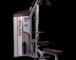Aparato para espalda y remo - Serie II Body Solid