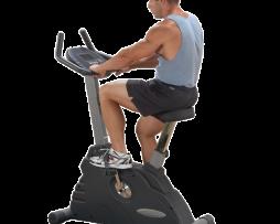 bicicleta estacionaria profesional body solid