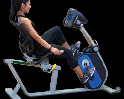 Bicicleta recumbente Endurance Body solid