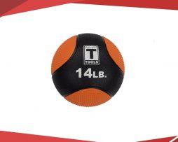 ejercicio funcional pelota medicinal body solid BSTMBP14