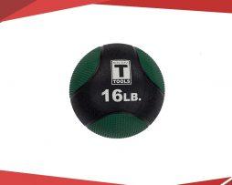 ejercicio funcional pelota medicinal body solid BSTMBP16
