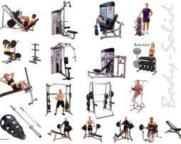 Paquete gimnasio peso libre y peso integrado Body Solid