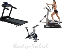 paquete cardio endurance Body solid