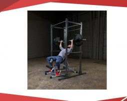 POWER RACK PPR100 POWERLINE CON BANCA GFID71 BODY SOLID